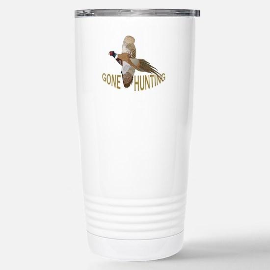 Gone Hunting Travel Mug
