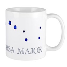 Ursa Major (Simple) Small Mug