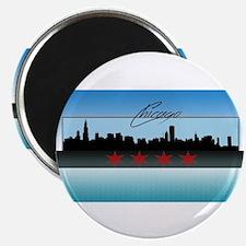 Chicago Skyline Magnets