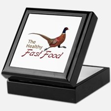 The Healthy Fast Food Keepsake Box