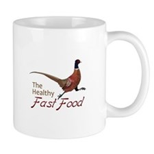 The Healthy Fast Food Mugs
