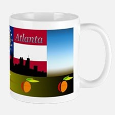 Atlanta Skyline Mugs