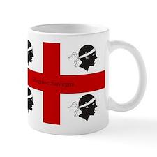 Flag of Sardinia Mugs