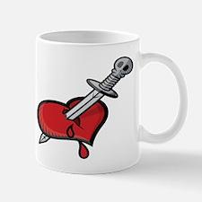 Love Hurts Valentine Mugs