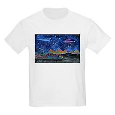 Starry Night in Dubai T-Shirt