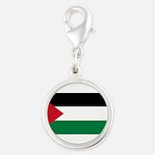 Palestinian flag Charms