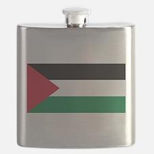 Palestinian flag Flask