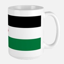 Palestinian flag Mugs