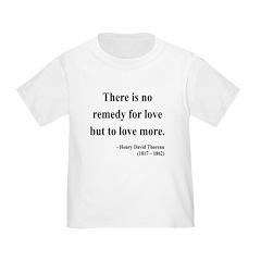 Henry David Thoreau 13 T