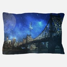 Queensboro bridge - NYC Pillow Case