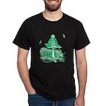 The Hive in Green Dark T-Shirt