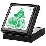 The Hive in Green Keepsake Box