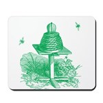 The Hive in Green Mousepad