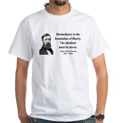 Henry David Thoreau 14 Shirt