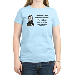 Henry David Thoreau 14 T-Shirt