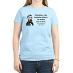 Henry David Thoreau 14 Women's Light T-Shirt