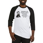 Henry David Thoreau 14 Baseball Jersey