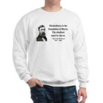 Henry David Thoreau 14 Sweatshirt