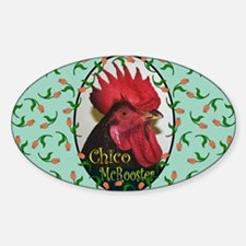 Chico Rect, turq Decal