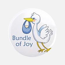 """Bundle Of Joy 3.5"""" Button"""