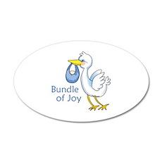 Bundle Of Joy Wall Decal