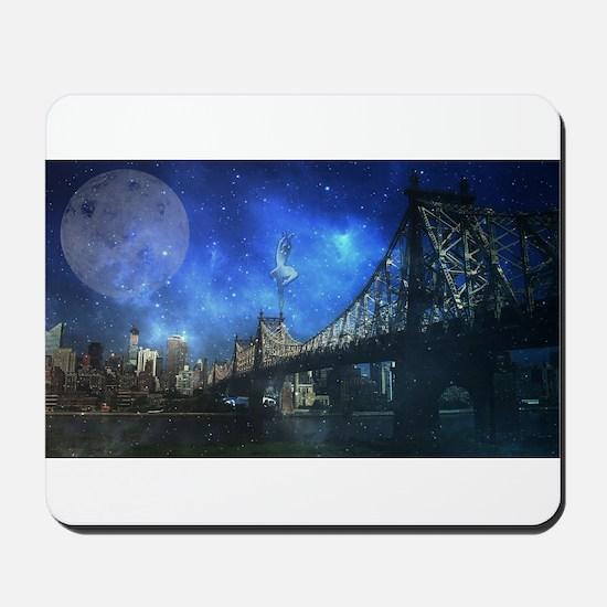 Queensboro bridge - NYC Mousepad