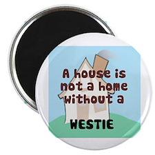 Westie Home Magnet