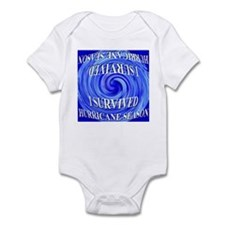 I Survived Hurricane Season 2 Infant Bodysuit