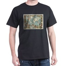 British Empire map 1886 T-Shirt