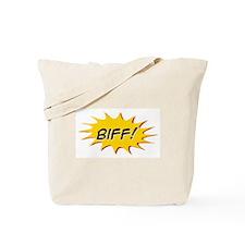 Biff: Tote Bag