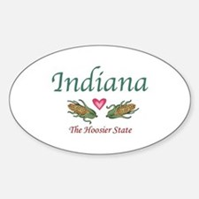 Indiana Decal