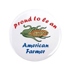 "AMERICAN FARMER 3.5"" Button"