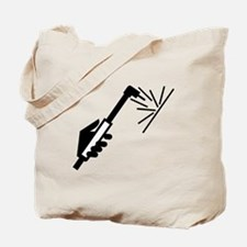 Welding Tote Bag