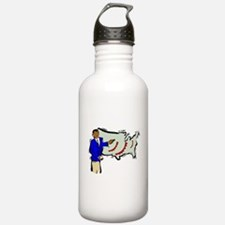 Weather Reporter Water Bottle