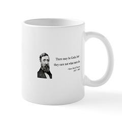 Henry David Thoreau 15 Mug