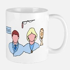 News Anchors Mugs