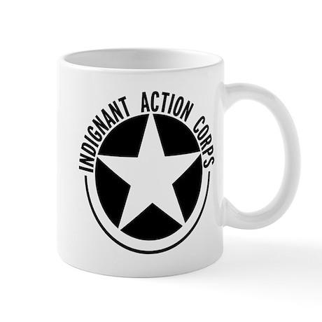 Indignant Action Corps (Mug)