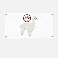 100% Alpaca Banner