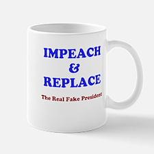IMPEACH & REPLACE Mug