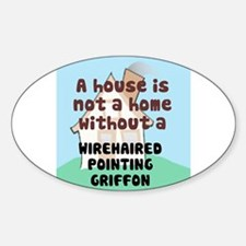 WPG Home Oval Decal