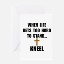 Cute Religion and beliefs Greeting Card
