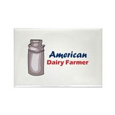 AMERICAN DAIRY FARMER Magnets
