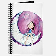 Cute Violet baby Journal