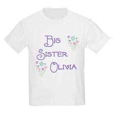Big Sister Olivia T-Shirt