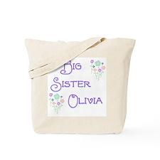 Big Sister Olivia Tote Bag