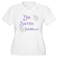Big Sister Isabella T-Shirt