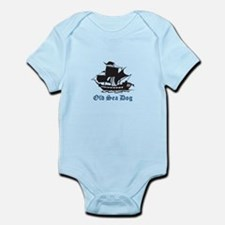 OLD SEA DOG Body Suit