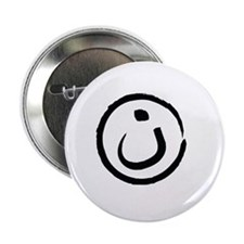 "Cute Isis 2.25"" Button"