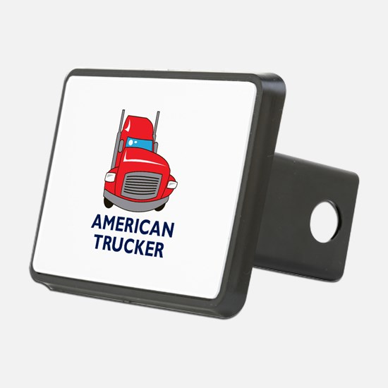 AMERICAN TRUCKER Hitch Cover