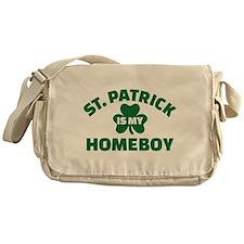 St. Patrick is my homeboy Messenger Bag